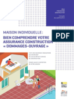 Guide AQC Assurance Dommages Ouvrages Maison Individuelle