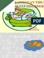 Gangguan Tidur Mellisa