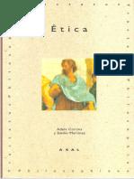 Etica - Adela Cortina y Emilio Martinez (Capitulo 1)