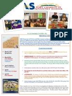 PCAS News Letter #21