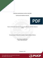 Castillo 2015 Politicas Interculturales en Salud