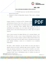 21-03-2017 LOS JÓVENES SON LA FORTALEZA DE GUERRERO- HÉCTOR ASTUDILLO