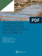 Alterações Ambientais Em Perspectiv Histórica Ana Cristina Roque