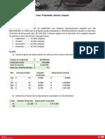 M7. Caso Propiedad, planta y equipo