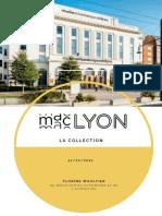 Le macLYON - étude de la collection Florine WAULTIER