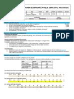 Examen 2013-2014 - M1GC S1 Organisation de chantier+corrig'