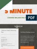 5-minute-chakra-balancing-plan