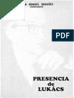 De Lúkacs a Althusser - Pedro Benítez