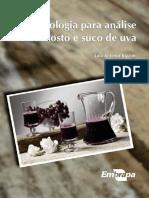 Metodologia Analise Mosto Suco Uva Ed01 2010 EMBRAPA
