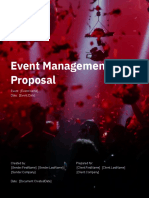 1. Sample Business Proposal template. Event Management_bc1b76df7163132a0b3503a5a6dd77ea