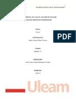 Ensayo Sobre Covid PDF