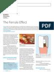 ferrule effect