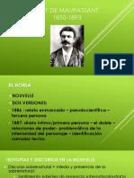 El Horla Clase p