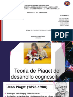 CONSTRUCTIVISMO DE PIAGET