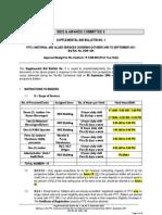 Bid Bulletin 1 - PITC Janitorial Services - 2009-084