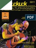 kukuk-Magazin, Ausgabe 3/2011