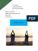 Resumen, Afiche Turismo Salud. Turismo, (definitivo) (1)