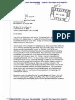 LINCOLN v DAYLIGHT CHEMICAL, et al. - 65.2 - # 2 Exhibit letter from witness Linda Belcher - Gov.uscourts.cacd.484804.65.2