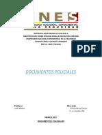 Actividad Documentos Policiales La Correspondencia