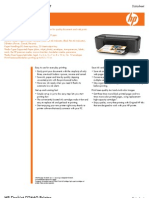 HP Deskjet D2660 Printer