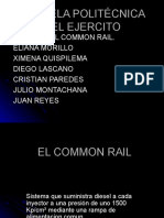 EL COMMON RAIL MOTORES