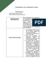 ANALISIS JURIDPRUDENCIAL SENTENCIA 266 de 1999