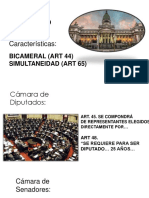Clase verano 2021 Poder Legislativo