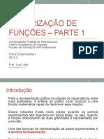 FE1_Linearização de Funções - Parte 1