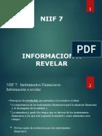 4 REVELACIONES NIIF 7