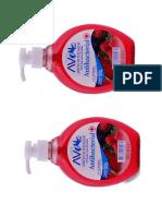 Imágenes de jabón liquido