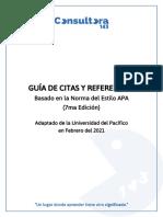 GUÍA APA 7MA
