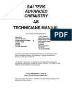 AS Technicians-practical Manual