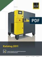 Schneider Druckluft Katalog2011
