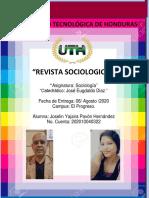 Revista Sociologica PDF