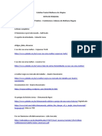 ROTA DE PESQUISA - FEMINISMOS E SABERES NEGROS