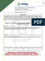 Atividade Avaliativa Especial - Prova 1 (1)