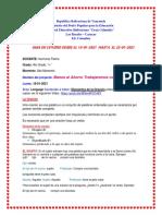 GUIA DE EJERCICIOS desde el  18-01 AL 22-11-2021