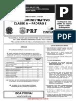 Agente Administrativo Classe a Padr Uo i 22062014