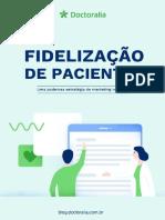 ebook Doctoralia Fidelizacao de Pacientes
