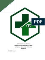 KAK Patient Safety Tahun 2021