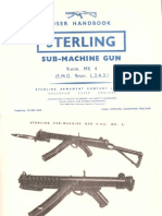Sterling Mk4 SMG Manual