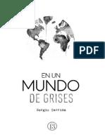 Carrion Sergio - En Un Mundo de Grises