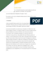 Anexo 1 - Instructivo Matriz FODA (1)