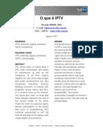 CONCEITO DE IPTV