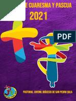 MANUAL DE CUARESMA  Y PASCUA PJD 2021
