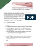Boletim Informativo de Tecnovigilância (BIT) - Edição nº 01 de 2004