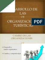 5. Desarrollo de Las Organizac Tur
