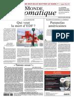Journal Le Monde diplomatique N.803 - Fevrier 2021