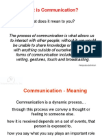 1..Effective Communication