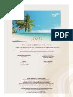 JOALI Being_Job Advertisement 110321